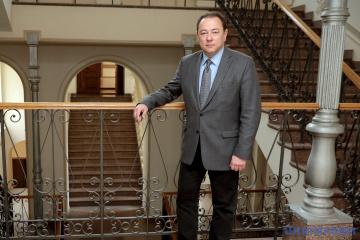 セルヒー・コルスンシキー新駐日ウクライナ大使
