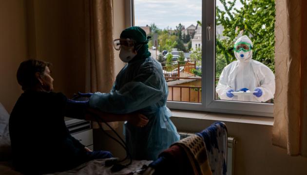 Coronavirus Covid-19 : 10 861 cas recensés en Ukraine
