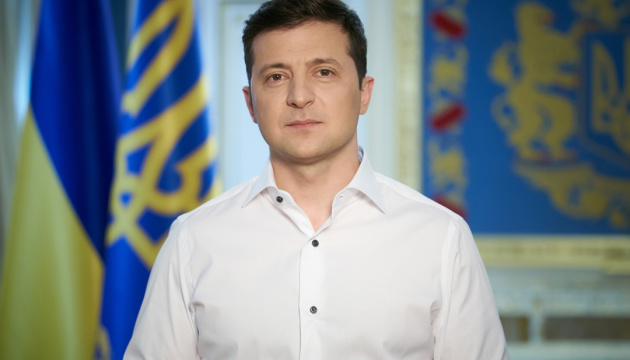 Ukraine marks contribution of its people to victory of anti-Hitler coalition - Zelensky