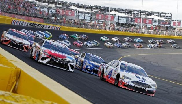 Гоночна серія NASCAR поновлює сезон вже у травні