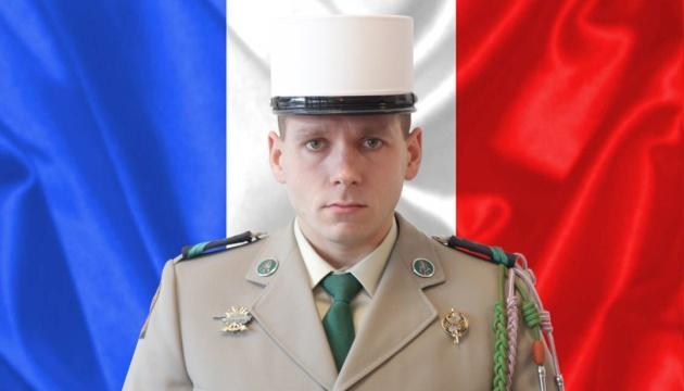 Макрон висловив співчуття у зв'язку із загибеллю в Малі українця з Іноземного легіону