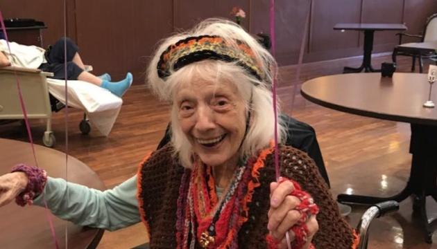 """Вилікувалася 101-річна американка, яка народилася під час пандемії """"іспанки"""""""