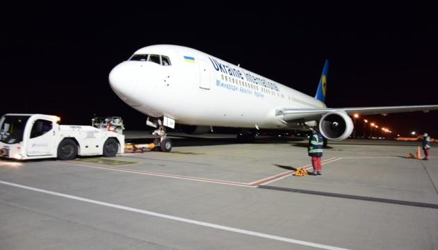 З Єгипту та Еміратів літаками повернулися понад 350 українців