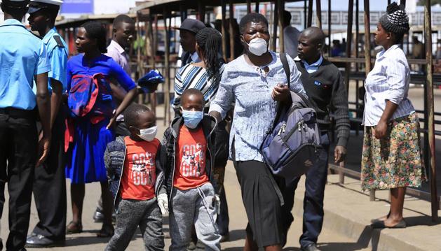 Количество случаев COVID-19 в Африке превысило 4,5 миллиона