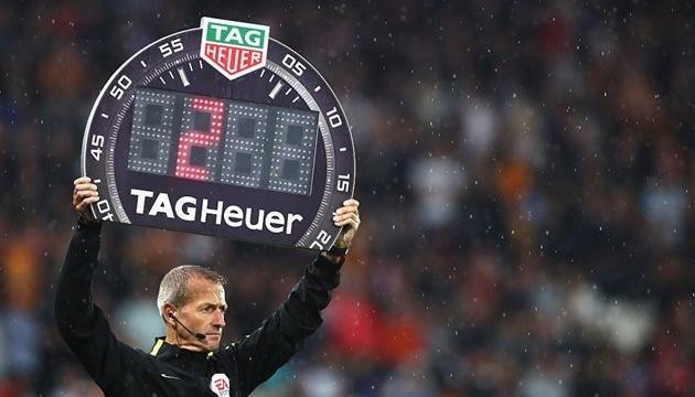Футбольні матчі в АПЛ після рестарту можуть тривати менше 90 хвилин