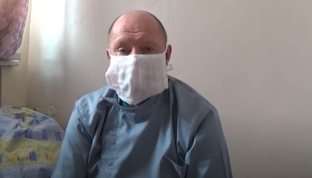 Директор Глухівської міської лікарні оголосив голодування