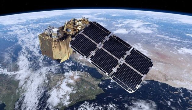 Спутник ЕС сфотографировал юг Украины