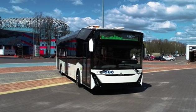 У Білорусі випустили електробус, запас ходу - 300 кілометрів