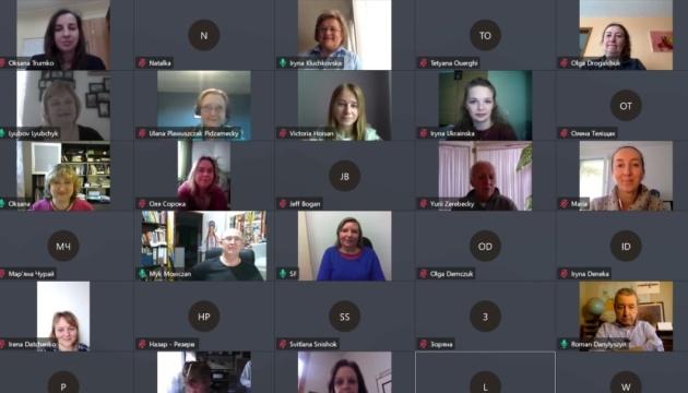 МІОК провів вебінар для українських педагогів за кордоном