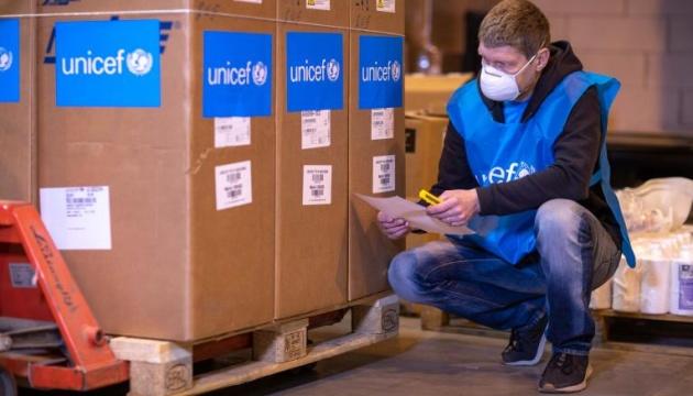 Боротьба з коронавірусом: ЮНІСЕФ закупив медикам на сході обладнання на 16 мільйонів