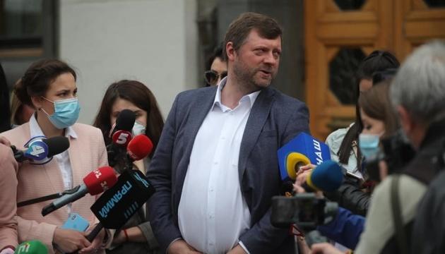 Корниенко не собирается в отставку из-за скандала с