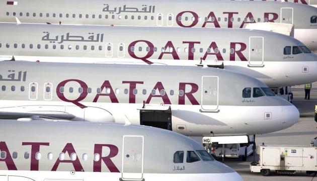 Qatar Airways заявляє про масштабне скорочення персоналу
