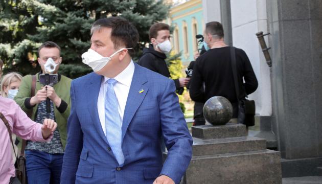 Zelensky nomme Saakashvili à la tête du Comité exécutif de la réforme