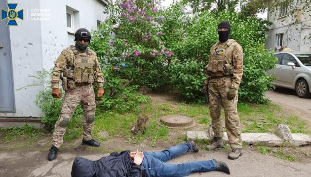 Контрразведка СБУ задержала агента ФСБ, собиравшего данные о военных разработках