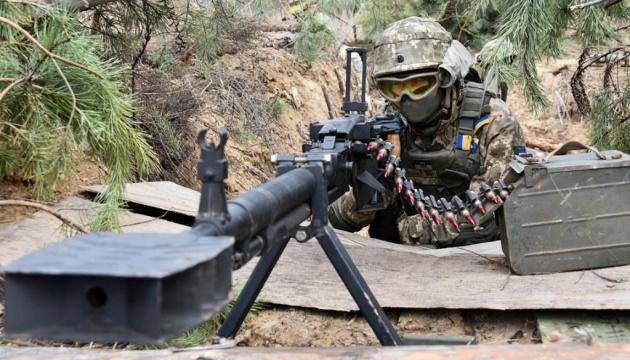 Українських військових за стандартами НАТО тренують чотири іноземні місії