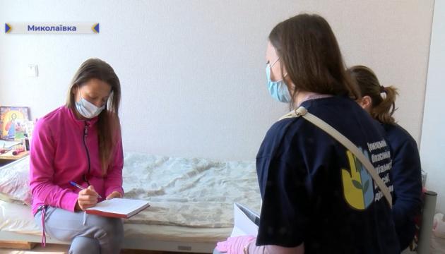 Звільнені з полону українці нині на реабілітації у лікарні Слов'янська – Кириленко