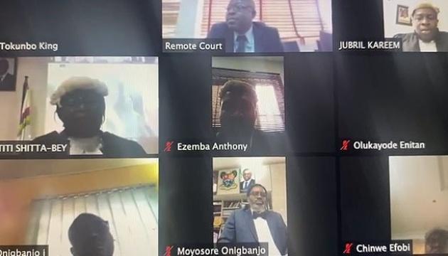 У Нігерії через Zoom вперше засудили людину до смертної кари