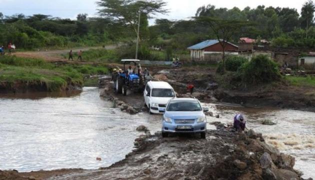 В Кении из-за сильного наводнения погибли почти 200 человек
