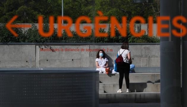 В Барселоне пациентов с коронавирусом вывозят подышать морским воздухом