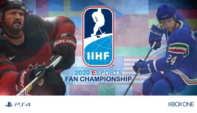 IIHF проведет киберспортивный турнир по хоккею среди болельщиков