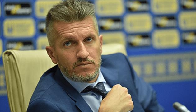 Italian Baranca extends contract with Ukrainian Association of Football