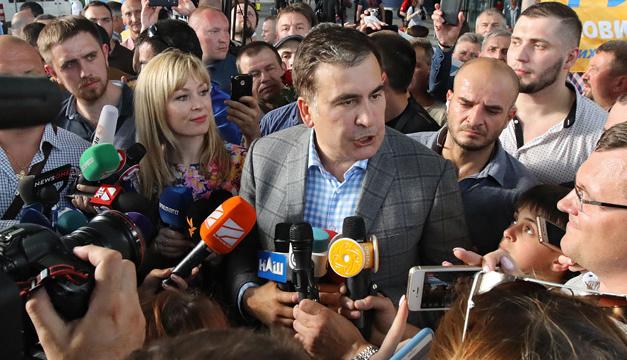 Саакашвілі має рацію: Росія реформувалася, ми – чекали. Чи це нас «реформували»?