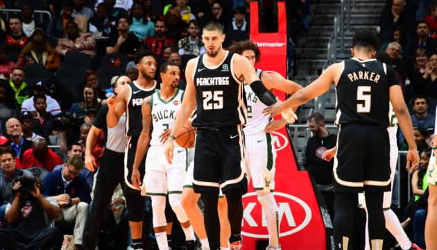 НБА: Олексій Лень може змінити