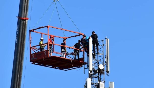 Жінка кілька годин просиділа на вежі мобільного зв'язку у Нідерландах