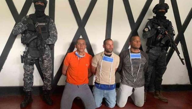 У Венесуелі затримали ще трьох найманців, які намагалися потрапити до країни