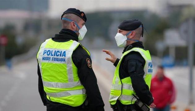 В Іспанії стався рекордний добовий приріст COVID-19 - майже 39 тисяч випадків