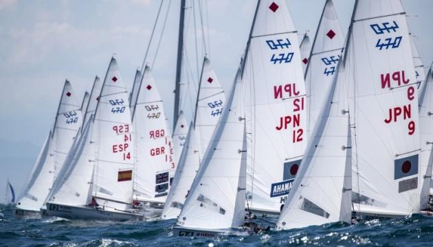 Чемпіонат Європи з вітрильного спорту в олімпійських класах в Італії скасували