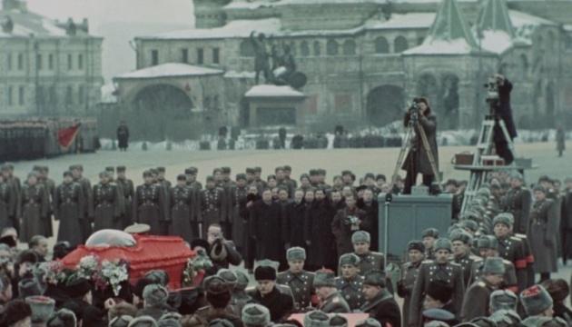 У мережі відбулася прем'єра стрічки Сергія Лозниці про похорон Сталіна