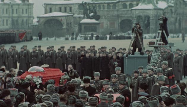 ロズニツャ監督作のスターリン葬儀ドキュメンタリー映画がオンラインで公開