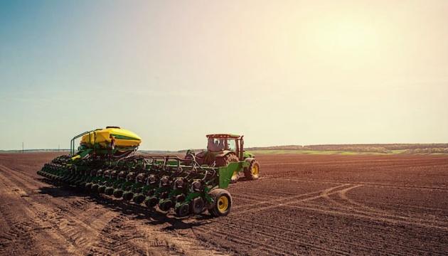 На Дніпропетровщині посіяли понад 70% ярих зернових