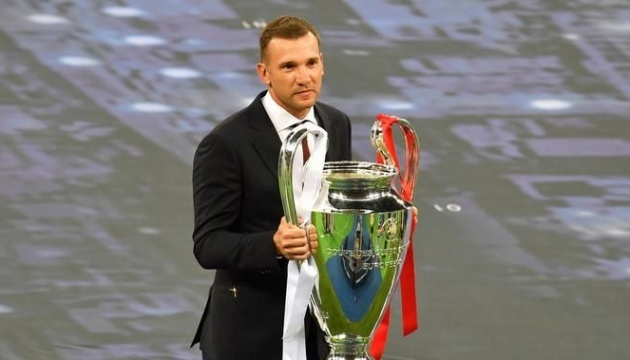 Andriy Shevchenko 12th among Champions League's greatest goal-scorers