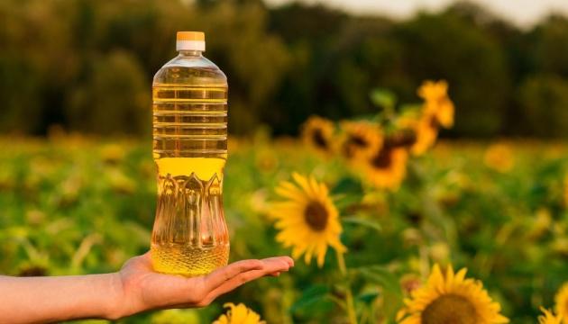 В Україні погодили граничні обсяги експорту соняшникової олії