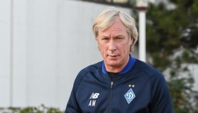 Михайличенко: Усі в Динамо раді, що повернулися до повноцінної роботи