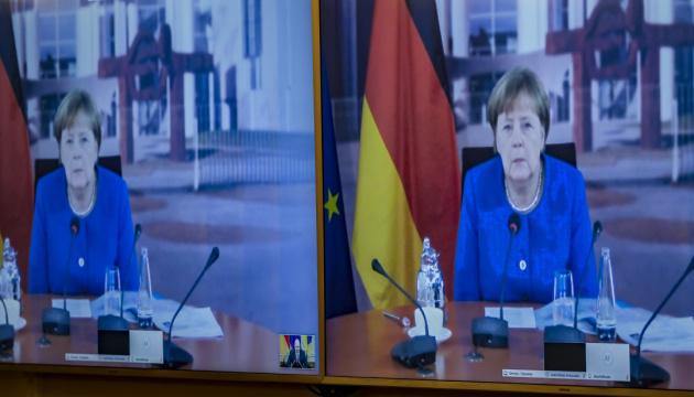 Меркель виступить у відеофорумі Мюнхенської безпекової конференції