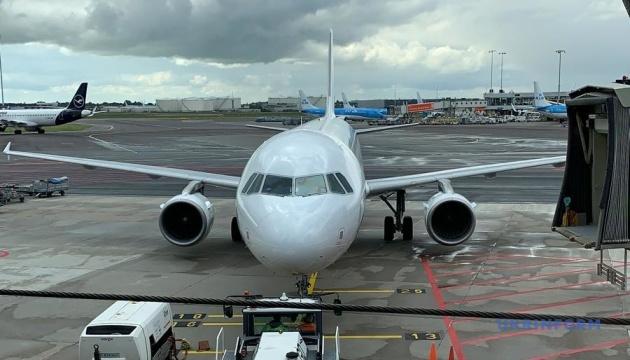 Евакуаційним рейсом доправили тіло загиблої в Нідерландах українки