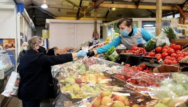 В Україні уже працюють 640 агропродовольчих ринків