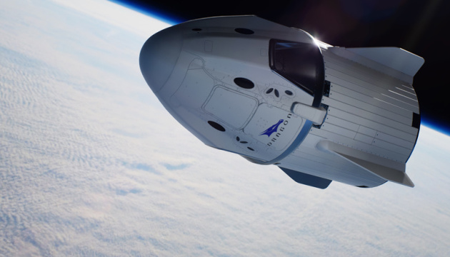 SpaceX отправила астронавтов на МКС