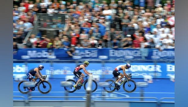 Триатлон: Гамбург прийматиме чемпіонат світу у змішаній естафеті у вересні