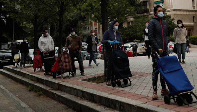 В Іспанії - найбільший з кінця квітня спалах COVID-19