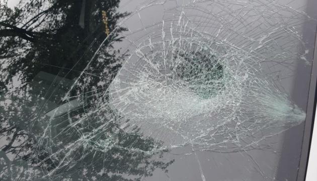 На Закарпатті зі стріляниною зупинили авто контрабандистів