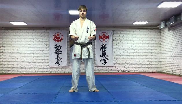 Українці виграли віртуальні міжнародні змагання з карате
