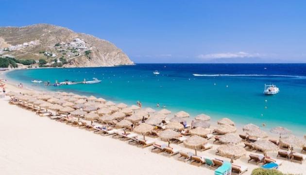 Греція відкриє пів тисячі пляжних клубів