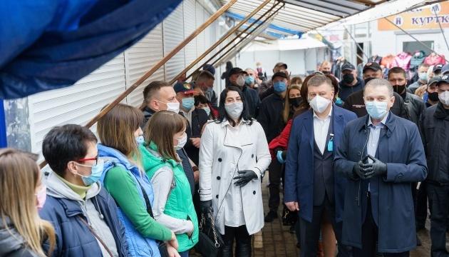 Мер Вінниці виконав обіцянку підприємцям: в суботу запрацюють промислові та речові ринки