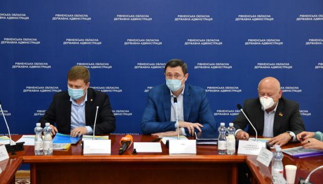 Міністр назвав головні завдання з протидії COVID-19 на Рівненщині