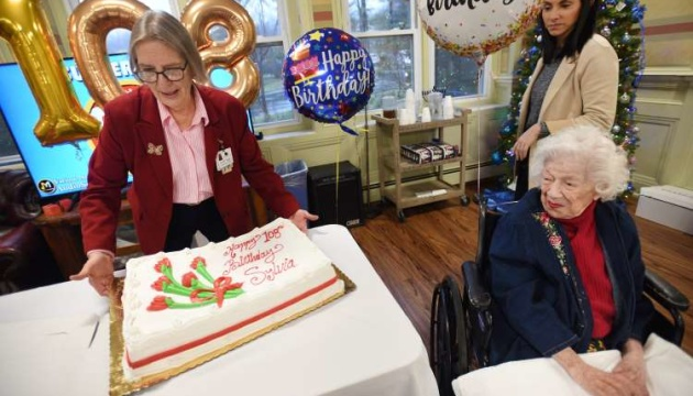 У Штатах 108-річна жінка, яка пережила