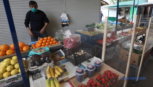 В Винницкой области возобновили деятельность более 50 агропродовольственных рынков